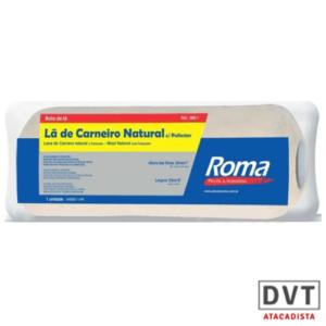 RL DE LÃ 23CM S/CB TECIDA ROMA CX12 280-1
