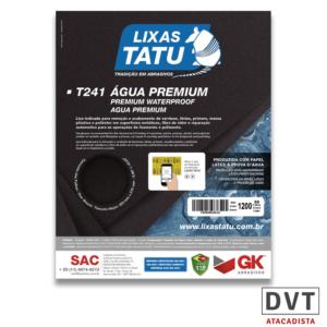 TATU LIXA DAGUA T241 GRAO 1200 PCT C/ 50UN
