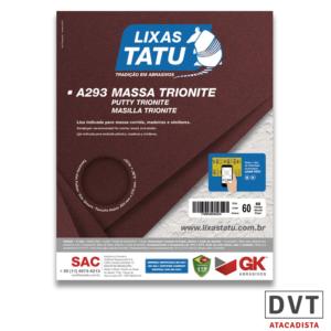 TATU LIXA MASSA A293 GRAO 060 (PCT 50)