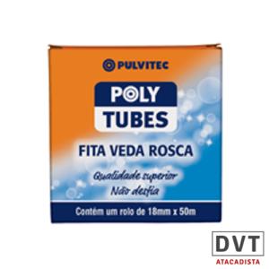 FITA V. ROSCA PULVITEC 12MM X 10M C/60 PÇS MA032